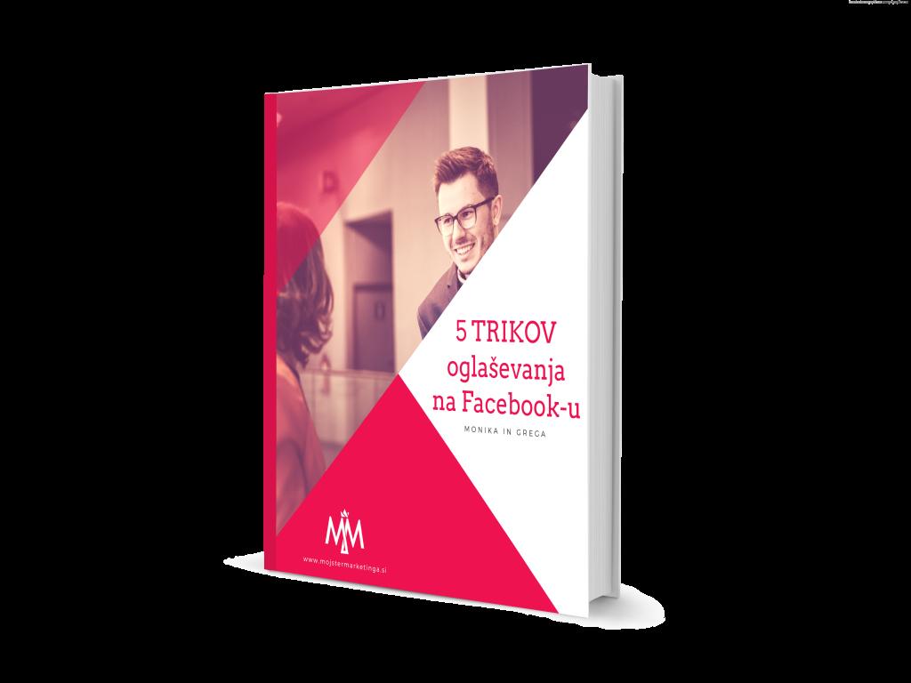 5 trikov Facebook oglaševanja